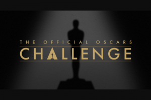 Abc – 2018 Official Oscars Challenge – Win a 3-day/2-night trip for two (2) to Los Angeles