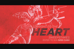 Carbontv – Straight To The Heart – Win Gift Card
