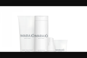 EXTRATV – HAIR CARE GIFT SET FROM MARAJÓ Sweepstakes