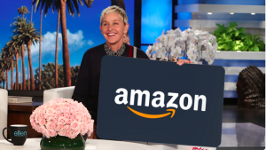 Ellen Tube – Win a $500 Amazon Gift Card