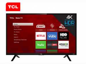 Ellen Tube – Win a 55″ TCL Roku TV