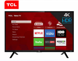 Ellen Tube – Win a 65″ TCL Roku TV