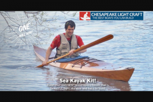 BOYS' LIFE – CLICK TO WIN GIVEAWAY – Win a Sea Kayak Kit