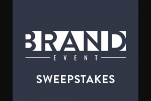 BUCKLE – BRAND EVENT – Win Brand Event Gift Card