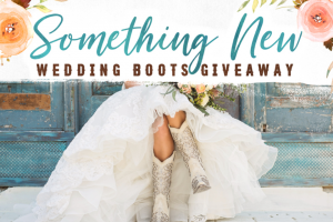 CAVENDER'S – 2018 WEDDING BOOTS GIVEAWAY – Win a prize of one (1) pair of Corral boots valued up to $400 (excludes exotic leather styles) and one (1) $250 Cavender's gift card