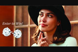 CHARLES & COLVARD – MOTHER'S DAY GIVEAWAY – Win two pairs of one carat total diamond equivalent weight (DEW) near-colorless moissanite martini stud earrings