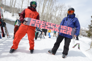 "FREESKIER – FREESKIER 20TH ANNIVERSARY"" J SKIS – Win One pair of custom FREESKIER ""20th Anniversary"" J Skis"