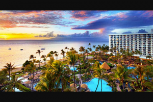 Hawaiicom – Trip For Two To Maui Hawaii – Win Alaska Airlines round-trip air travel for 2 (valued at $2800).