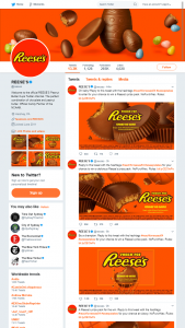 HERSHEY – REESE'S MARCH MADNESS PROMOTION – Win $10 Reese's Product Prize Pack as selected by the Sponsor in its sole discretion