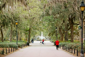 Travel Channel – Savannah Vacation – Win the following $10000 presented in the form of a check