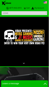 Xidax Extreme Gaming Pc Giveaway Win Grand Prize A