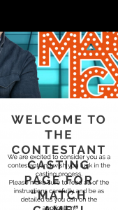 ABC – Match Game Contestant Casting Contest Sweepstakes