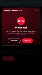 Amc – Survival Sunday Sweepstakes