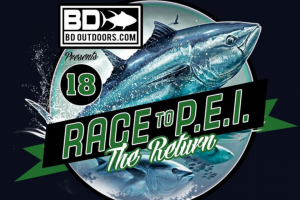 Bd Outdoors – Race To Prince Edward Island – The Return – Win round-trip air airfare and ground transportation to Prince Edward Island Accommodations Meals and Three Days Fishing with an approximate retail value of $8000.