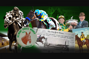 Belmont Stakes $150,000 Sweepstakes – Win A 5-night Trip For Two To Elmont, NY