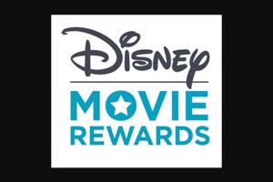 Buena Vista Home Entertainment Disney Movie Rewards – Play Big Sweepstakes