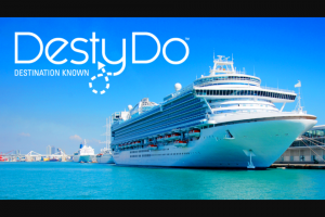 Enter – Win A Cruise Valued At Up To $2,000