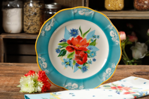 Spring Bouquet Giveaway – Win A Spring Bouquet Place Settings Set From The Pioneer Woman Collection 3 Winners  Each Individual Set Contains 12 Dinner Plates, 12 Salad Plates, And 12 Bowls  Three People Will Each Win A Complete Set.