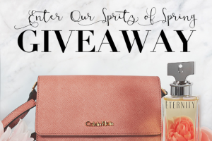 FragranceNet.com Monthly Giveaway Sweepstakes – Win ACalvin Klein Eternity Womens Perfume And A Calvin Klein Purse