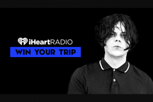 Iheart Media – Listen To Jack White Radio – Win and  approximate retail value and such difference will be forfeited