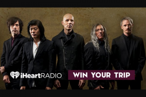 Iheart Media – See A Perfect Circle Live From Paris Sweepstakes