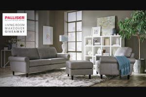 Palliser – Living Room Makeover Giveaway – Win furniture