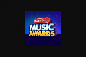 Radio Disney – Music Awards Glitz & Glam Sweepstakes
