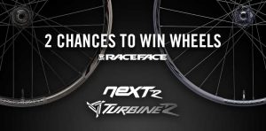 Race Face – Win 1 of 2 Wheel Sets valued at up to $1,500