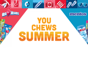Airheads Mentos – You Chews Summer Sweepstakes | GiveawayUS com
