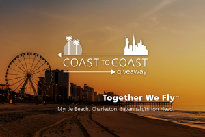 Allegiant – Coast To Coast Summer Giveaway – Win roundtrip tickets including bags and seat assignments and a three night hotel stay
