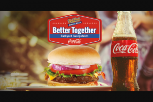 "Bimbo Ball Park Buns Coca-Cola – Better Together Backyard – Win a 43"" outdoor television"