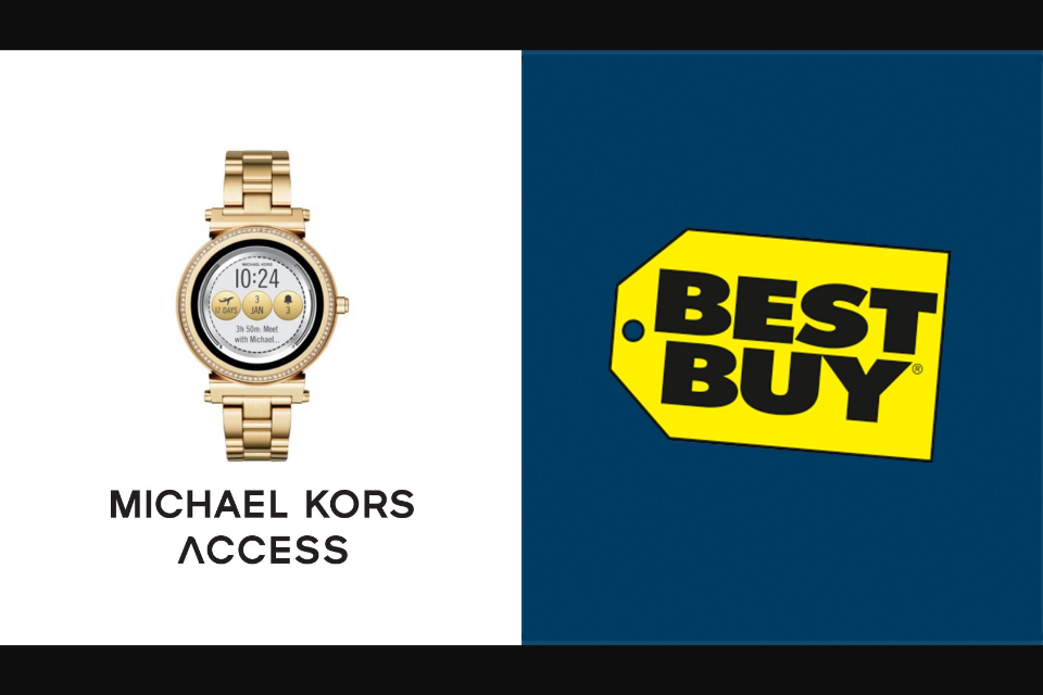 249e29ef032 Enter – Win A Michael Kors Smart Watch From Ellen And BestBuy ...