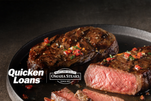 Enter – Win An Omaha Steaks Gift Package Worth $2,999  In Addition Enter To Win A Omaha Steaks Gift Package Worth $1,199 2 Winners, Or One Worth $599 3 Winners, Or One Worth $200 10 Winners  This Is A Giveaway From Quikly.