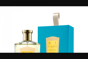 EXTRATV – Floris Fragrance From Great Britain Sweepstakes