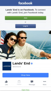 Lands' End – Sun Savvy Sweepstakes