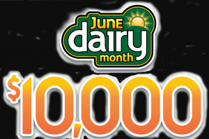 National Frozen & Refrigerated Foods Association – June Dairy Month $10000 – Win one (1) check made payable to his/her order in the amount of five thousand dollars ($5000).
