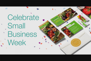 Staples – Smb Week – Win $1000 in Staples Rewards