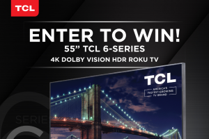 Tcl – 6-series 2018 Sweepstakes