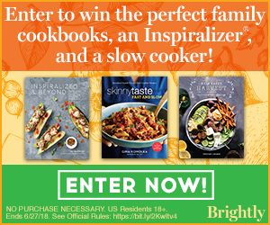 Penguin Random House – Brightly Cookbook – Win 3 cookbooks valued at $139.95