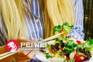 Pei Wei Small Plates Celebration Sweepstakes – Win A$100 Pei Wei Gift Card