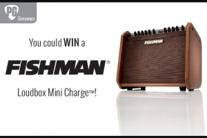 Premier Guitar – Fishman Loudbox Mini Charge – Win Fishman Loudbox Mini Charge Value $1750