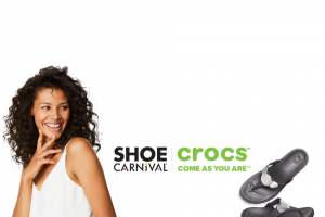 Shoe Carnival Sweepstakes – Win A$500 Shoe Carnival Gift Card And A Pair Of Crocs Shoes