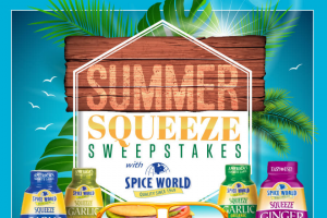 Spice World Summer Squeeze Sweepstakes – Win A$500 Cash And ASummer Spice World Goodie Basket