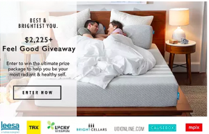 FindKeep.Love – Win a prize package valued at $2,225