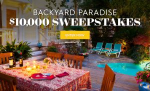 Meredith – Better Homes and Gardens – Win a $10,000 check