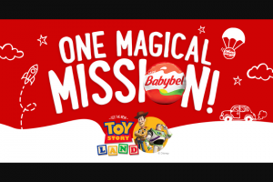 Babybel One Magical Mission Instant Win Game And Sweepstakes – Win A6day5night Trip For Four To Orlando, FL To Experience Walt Disney World