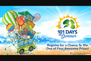 101 Days Of Summer Sweepstakes – Win AniHeartRadio Music Event VIP Experience