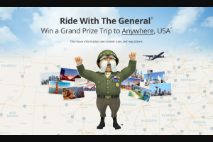 General $50k Sweepstakes – Win $50,000 Cash