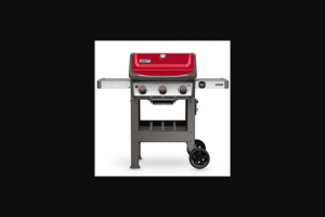 Good Housekeeping Summer Grilling Sweepstakes – Win AWeber Spirit II E310 Gas Grill And An IGrill 3 Digital Grilling Thermometer