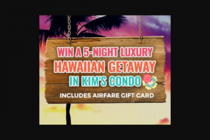 Kim Komando Show Podcast Subscription Sweepstakes – Win A 5night Trip For Two To Maui, Hawaii